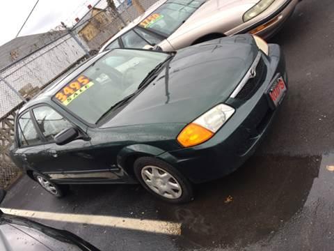 2000 Mazda Protege for sale at Rod's Automotive in Cincinnati OH