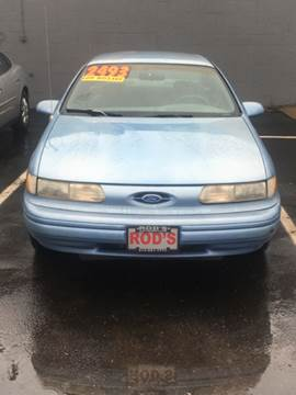 1995 Ford Taurus for sale at Rod's Automotive in Cincinnati OH