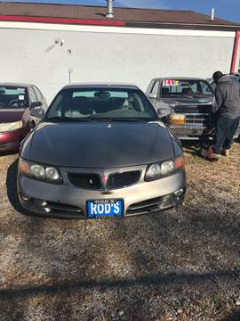 2004 Pontiac Bonneville for sale in Cincinnati, OH