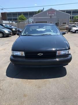 1996 Chevrolet Impala for sale at Rod's Automotive in Cincinnati OH