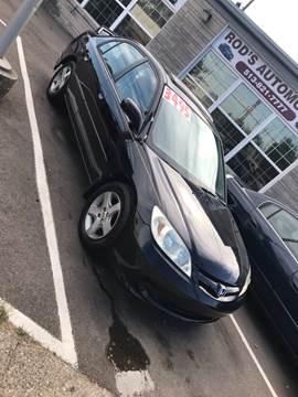 2004 Honda Civic for sale at Rod's Automotive in Cincinnati OH