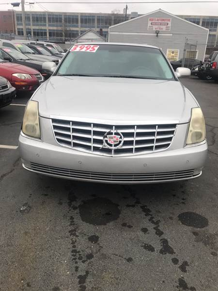 2008 Cadillac DTS for sale at Rod's Automotive in Cincinnati OH