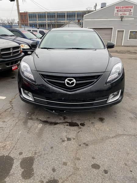 2012 Mazda MAZDA6 for sale at Rod's Automotive in Cincinnati OH