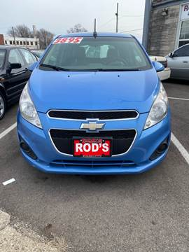 2013 Chevrolet Spark for sale at Rod's Automotive in Cincinnati OH