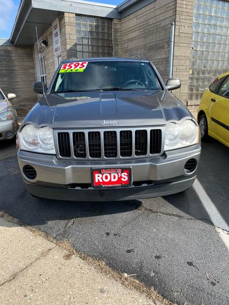 2007 Jeep Grand Cherokee for sale at Rod's Automotive in Cincinnati OH
