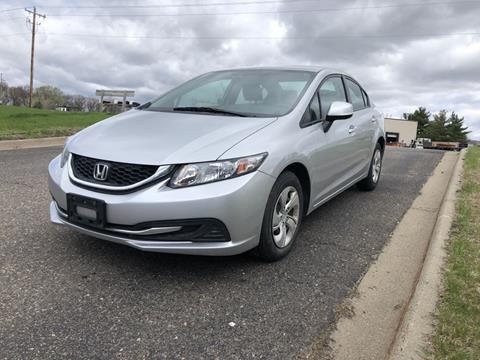 2013 Honda Civic for sale in Elk River, MN