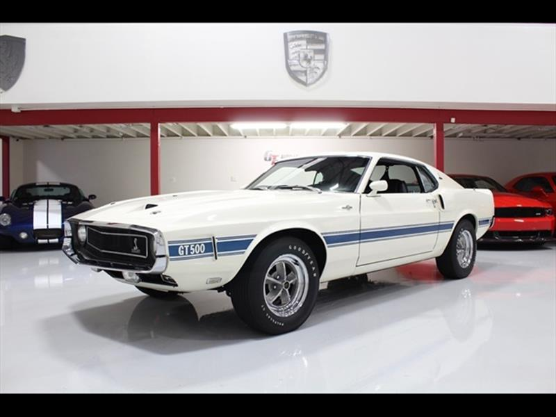 1969 Shelby GT500 Survivor For Sale | All Collector Cars