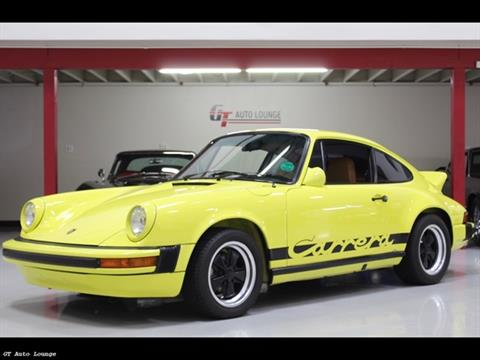 1974 Porsche 911 for sale in Rancho Cordova, CA