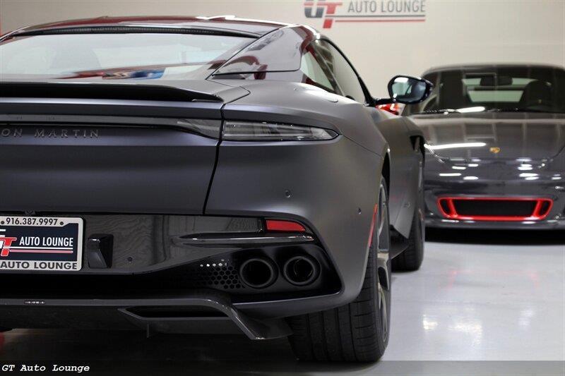 2019 Aston Martin DBS 12