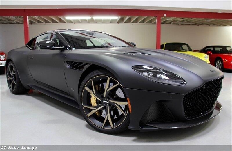 2019 Aston Martin DBS 20