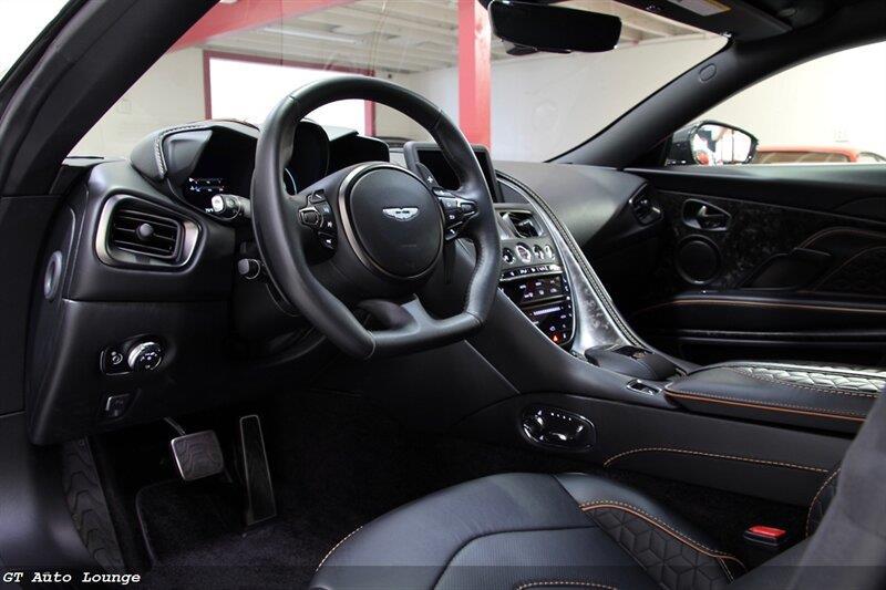 2019 Aston Martin DBS 40