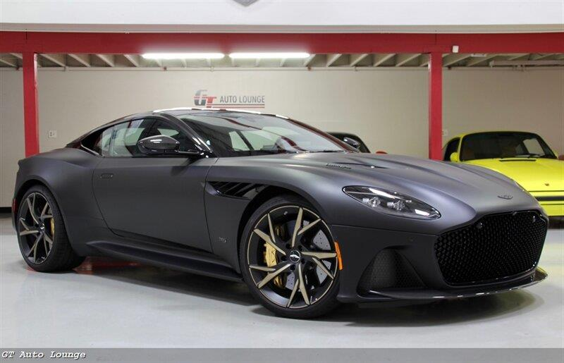 2019 Aston Martin DBS 3