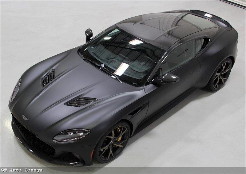 2019 Aston Martin DBS 17
