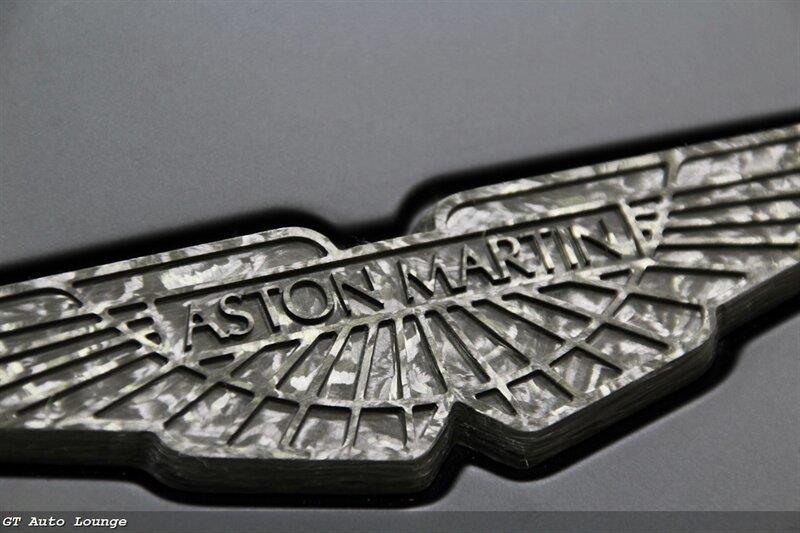 2019 Aston Martin DBS 30