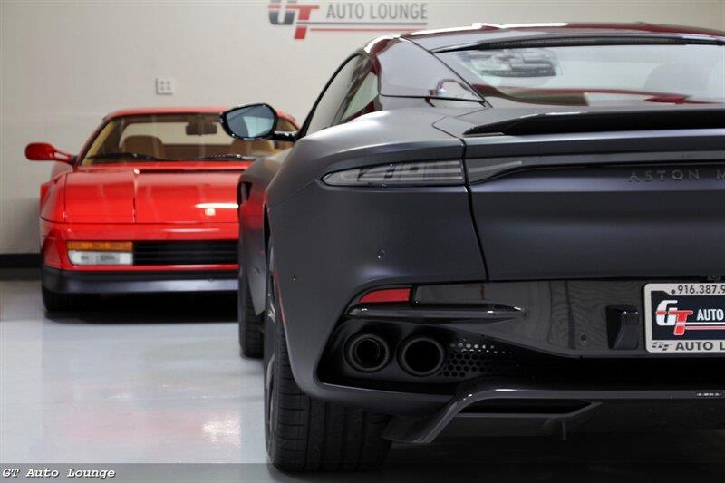 2019 Aston Martin DBS 11