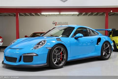 2016 Porsche 911 for sale in Rancho Cordova, CA