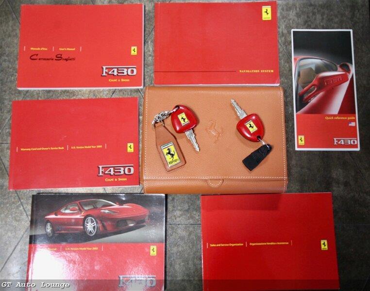 2005 Ferrari F430 40