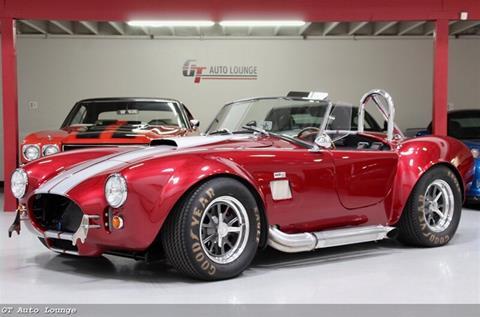 1965 Shelby Cobra for sale in Rancho Cordova, CA