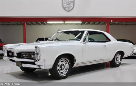 1967 Pontiac GTO for sale in Rancho Cordova, CA