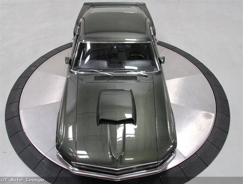 1969 Ford Mustang 14