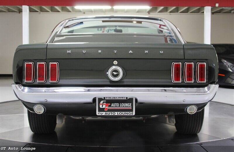 1969 Ford Mustang 7