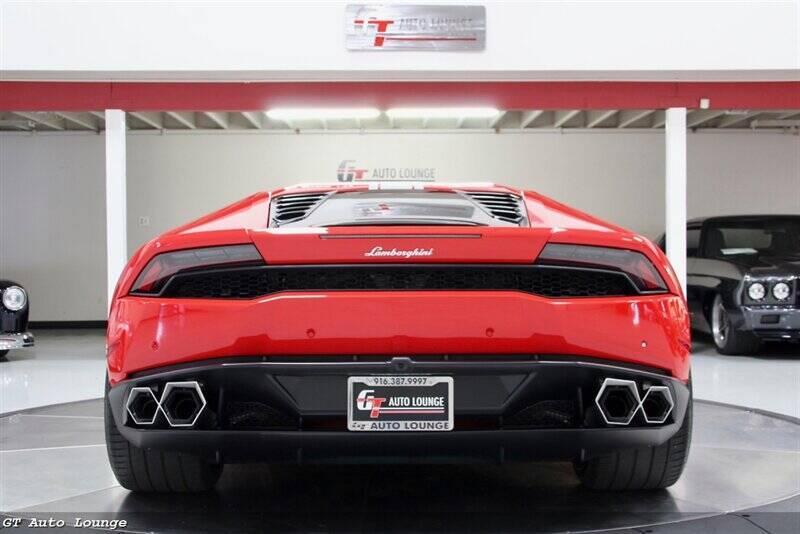 2016 Lamborghini Huracan 7