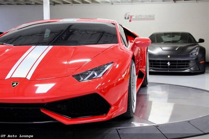 2016 Lamborghini Huracan 10