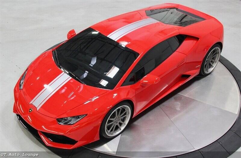 2016 Lamborghini Huracan 13