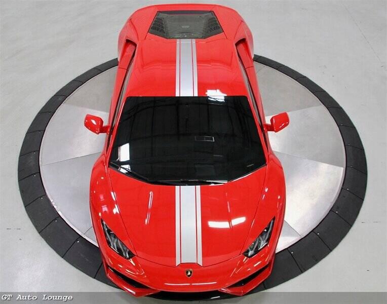 2016 Lamborghini Huracan 14