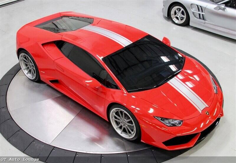 2016 Lamborghini Huracan 15