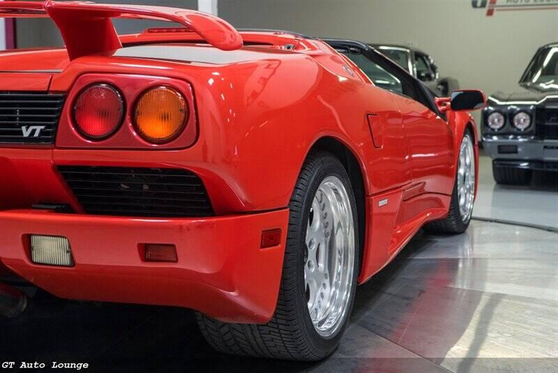 1998 Lamborghini Diablo 11