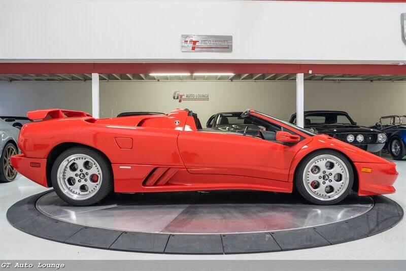 1998 Lamborghini Diablo 7
