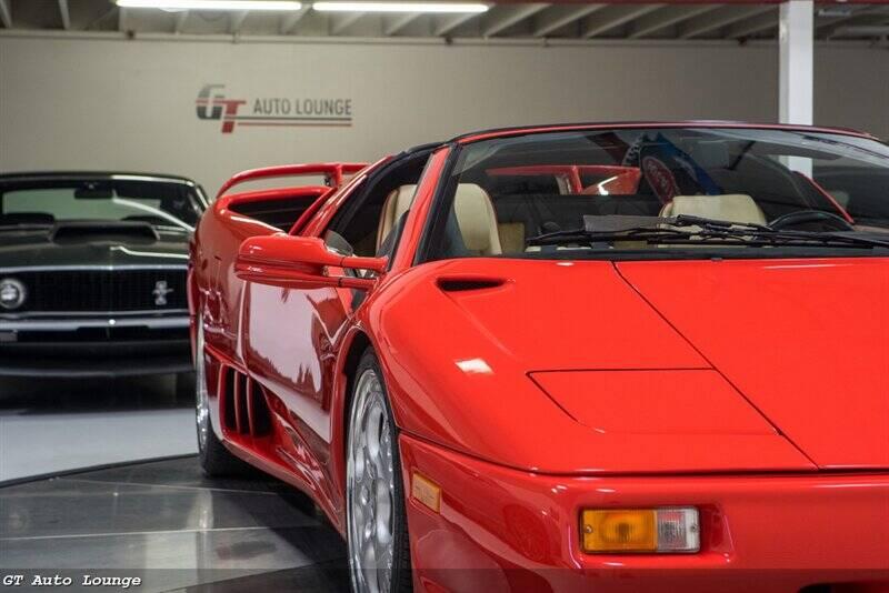 1998 Lamborghini Diablo 4