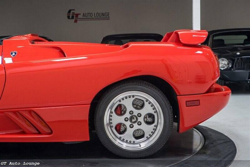 1998 Lamborghini Diablo 18