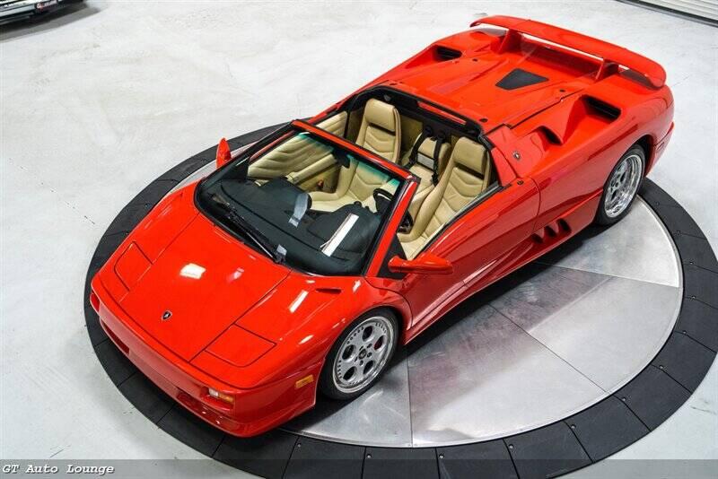 1998 Lamborghini Diablo 56