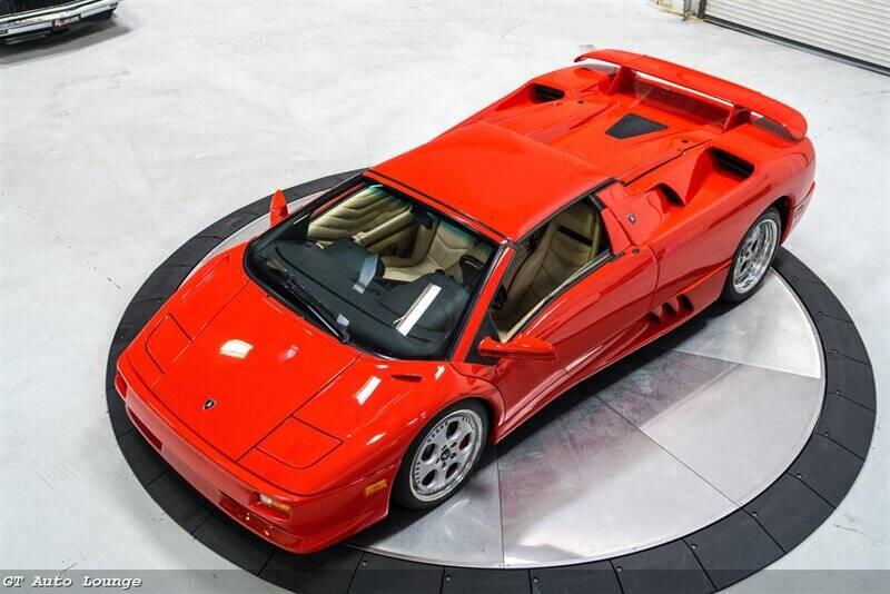 1998 Lamborghini Diablo 59