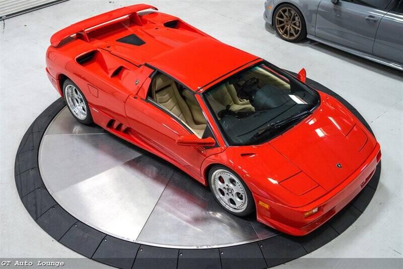 1998 Lamborghini Diablo 58