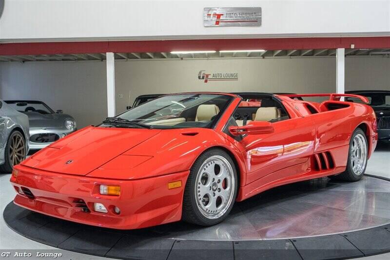 1998 Lamborghini Diablo 1