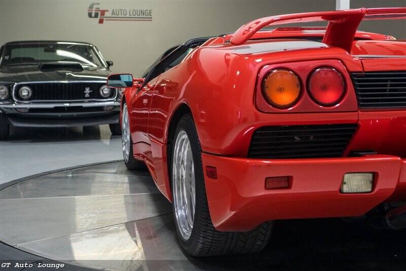 1998 Lamborghini Diablo 10