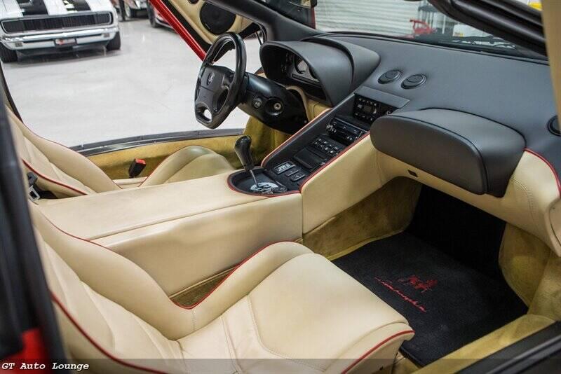 1998 Lamborghini Diablo 30