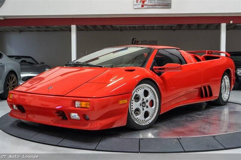 1998 Lamborghini Diablo 65