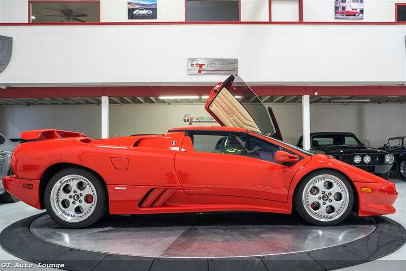 1998 Lamborghini Diablo 61