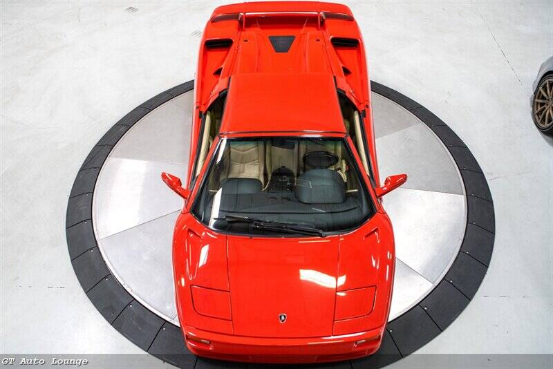 1998 Lamborghini Diablo 57