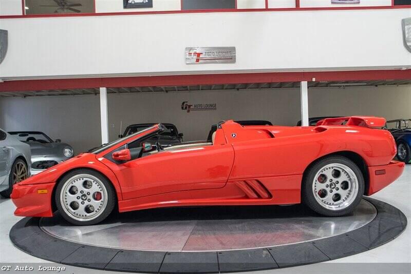 1998 Lamborghini Diablo 17