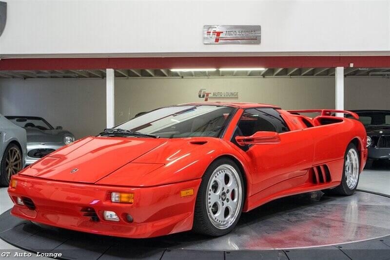 1998 Lamborghini Diablo 62