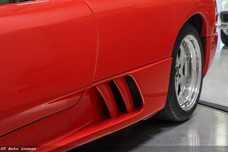1998 Lamborghini Diablo 22