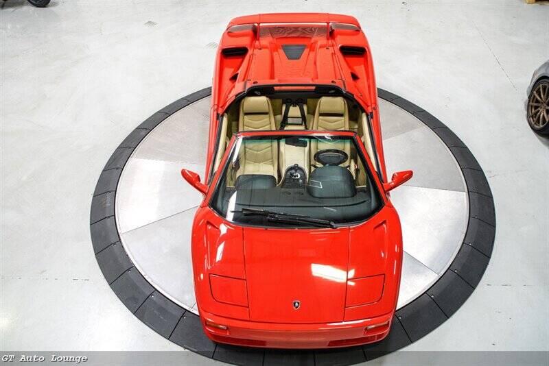 1998 Lamborghini Diablo 54