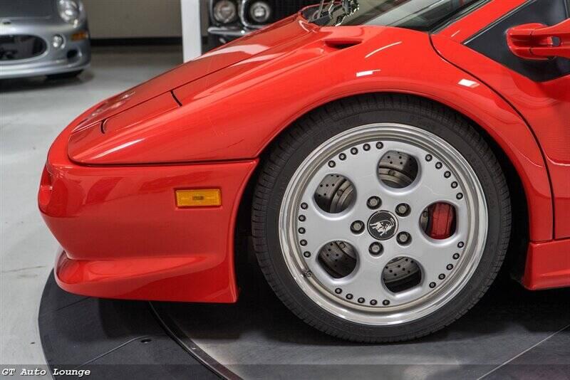 1998 Lamborghini Diablo 20