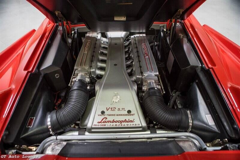 1998 Lamborghini Diablo 46