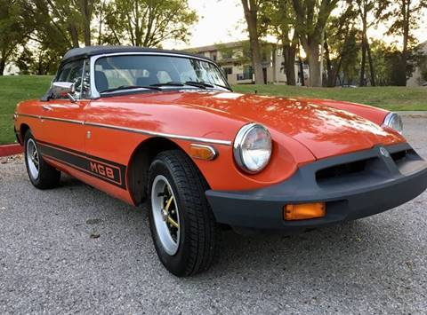 1977 MG MGB for sale in Campbell, CA